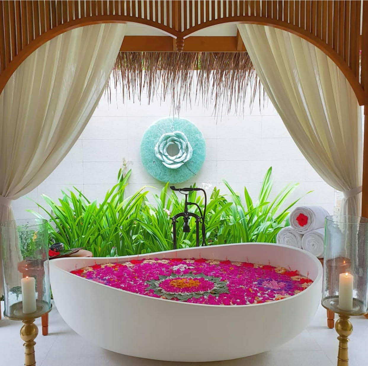 Spiritual Flower Baths