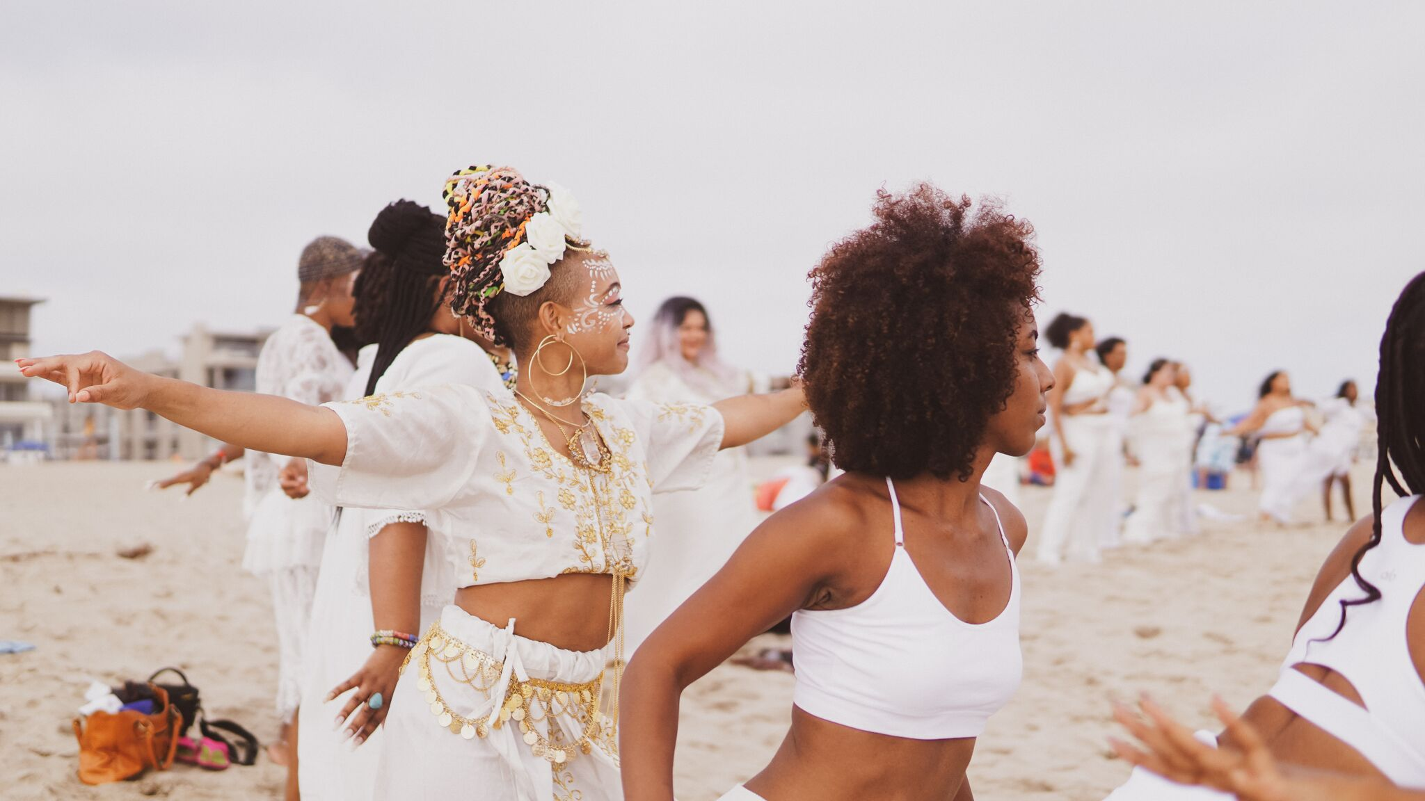 Goddess Glo Up Beach Retreat Los Angeles, CA | July 28-29,2018